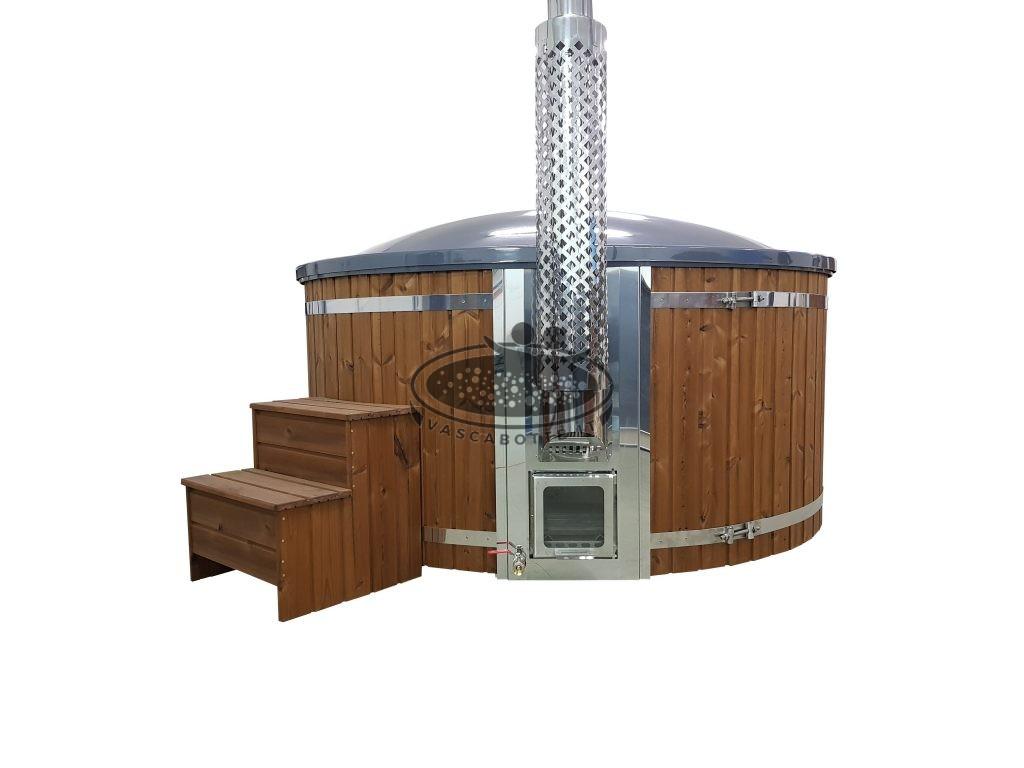 Idromassaggio da esterno vasca in vetroresina hot tubs da esterno