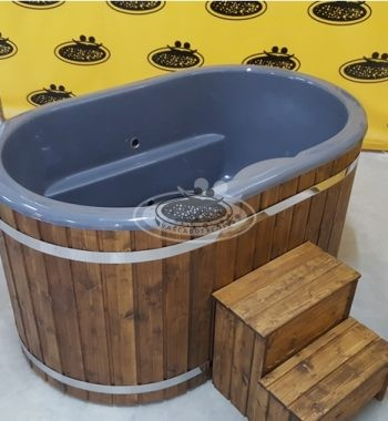 Vasca in legno Ofuro Giapponese
