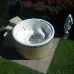 Hot tubs tinozza vasca idromassaggio da giardino