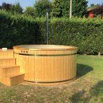 Recensioni vasca in legno con stufa a legna