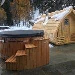 Tinozza sauna da esterno recensione