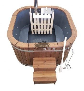 Spa mini piscina fuori terra Hot tubs
